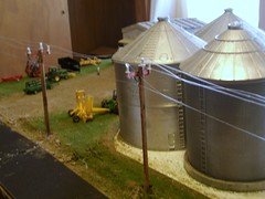 Toy Powerlines for my Toy Farm (dphinton2003) Tags: powerlines