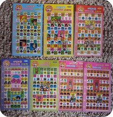 Sailor Moon Schedule Stickers!  III (Average Girl  ) Tags: chile santiago anime cute vintage notebook diary stickers journal korea kawaii stationery pegatinas schedule sailormoon papeleria patronato awon calcomanias adhesivos autoadhesivos brenntano kawai schedulestickers