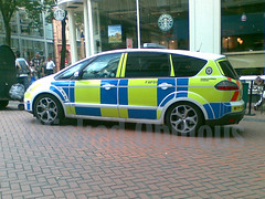 Ford S-Max West Midlands Police DN59 TKO (FAF01) (wicked_obvious) Tags: west ford birmingham police midlands smax arv dn59tko