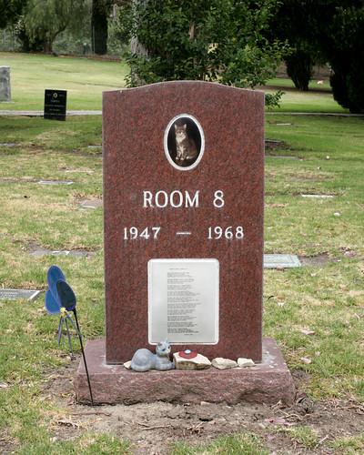 Room 8's Grave Stone