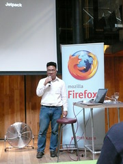 Mozilla Add-on workshop and Firefox4 with HTML5, CSS3 and SVG