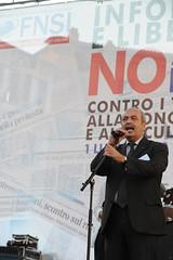 1-07-2010- Manifestazione a piazza Navona contro la Legge Bavaglio-57 (CGIL Nazionale) Tags: roma legge manifestazione cgil intercettazioni sindacato informazione fnsi bavaglio