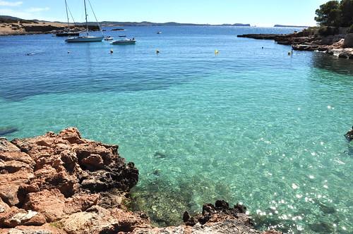 El Chiringuito, Cala Gracioneta, Ibiza beach restaurant