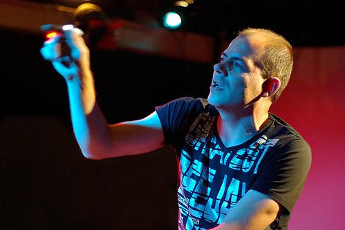 Jeroen Tel Live on Stage