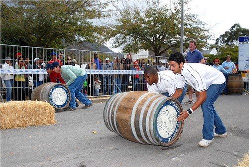 Barrel Rolling at Bastille