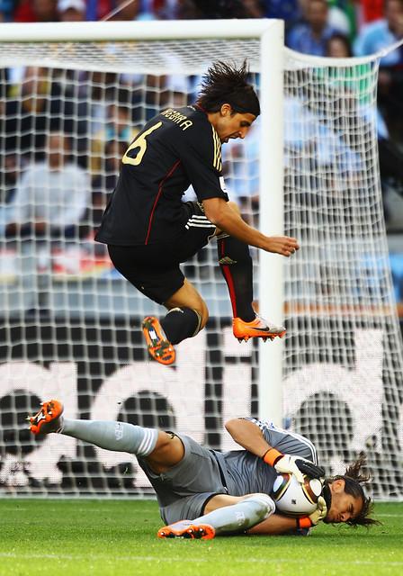 Mundial Argentina Alemania Sergio Romero