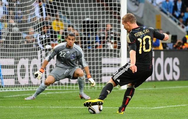 Mundial Argentina Alemania Lukas Podolski