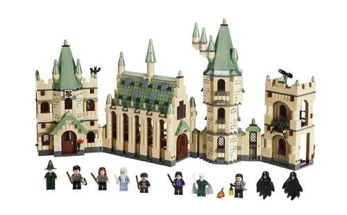 Hogwarts - Fall 2010
