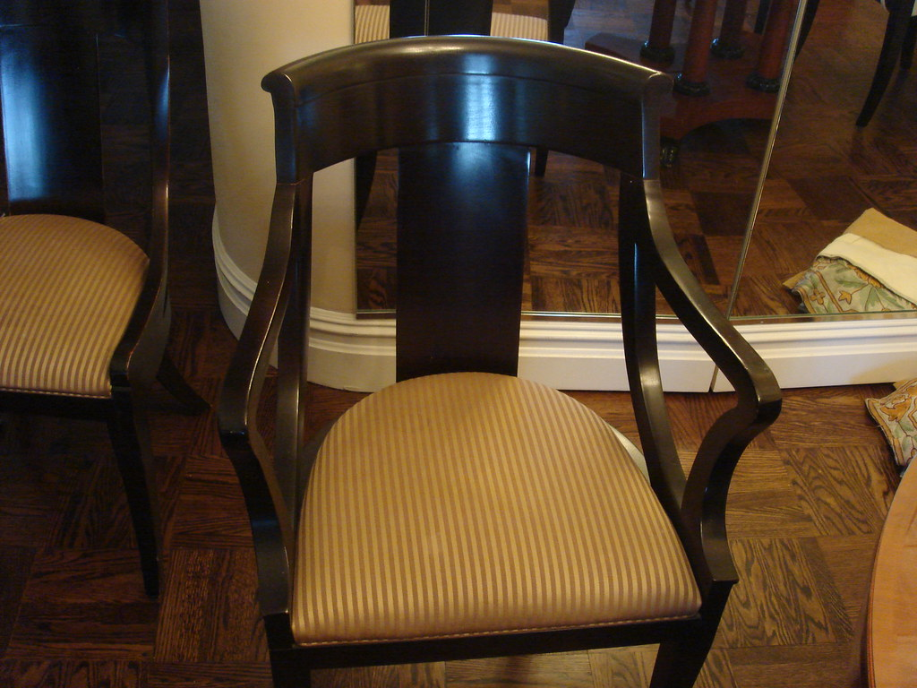 Dining Set: Eight Dining Room Chairs (Photo 1 of 3)