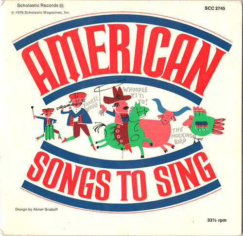 American Songs To Sing