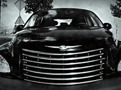 Is it my car? (Ameliepie) Tags: car photoshop lyrics driving quote song band ptcruiser processing chrysler triggerfinger isit youtube