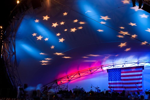 Symphony on the Prairie-Glorious Fourth