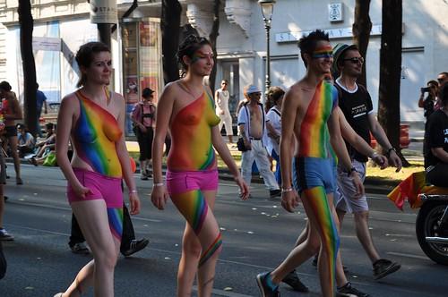 Regenbogenparade'10