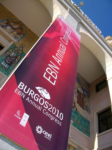 EBN annual congress, Burgos, Spain