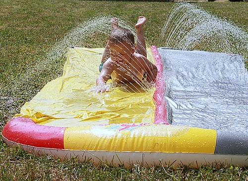 Slide Baby Boy