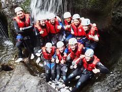 Afon Ddu Gorge