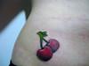 Cherry Bomb Tattoo nova