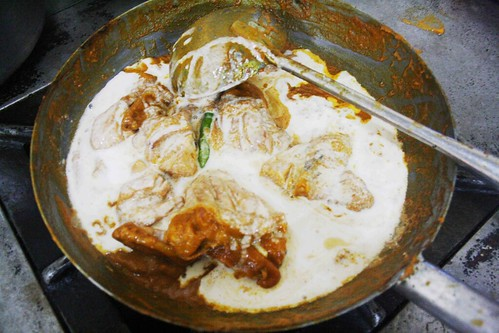 City Food - Butter Chicken, Moti Mahal Restaurant