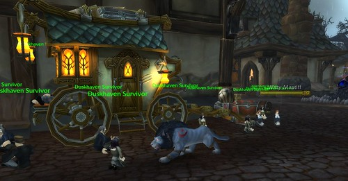 world of warcraft worgen mount. World of Warcraft