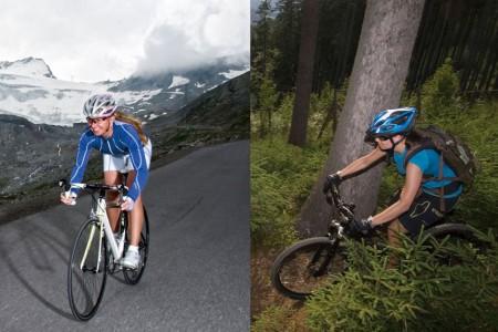 Silnička nebo bike?