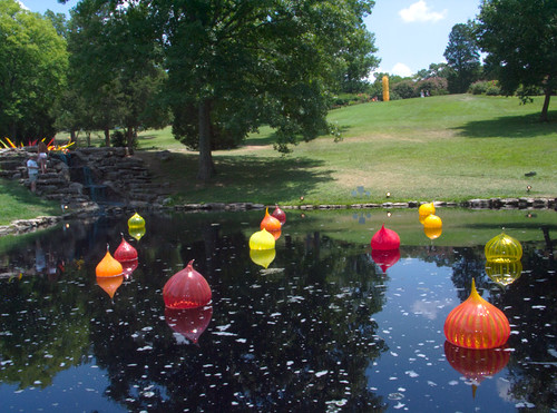 Chihuly at Cheekwood, Walla-Walla Onions