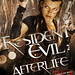 Resident evil 4 : Afterlife Movie Poster