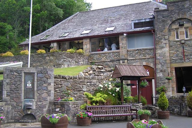 Loch Katrine - Cafe
