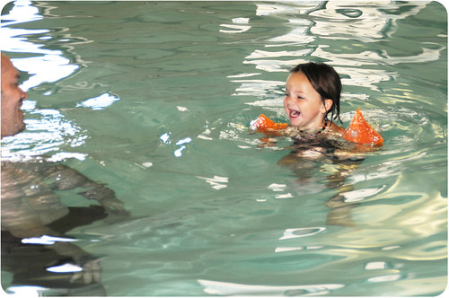 C swimming