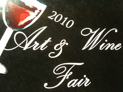 2010 Art and Wine Fair at English Estate Winery