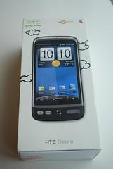 Box - HTC Desire