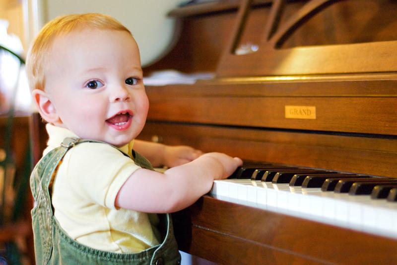 J at Piano