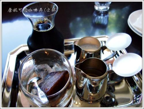 唐妮可☆吃喝玩樂過生活 拍攝的 20100703_咖啡弄(士林)_22。