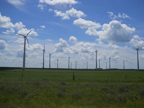 84 Pipestone County Wind Turbines