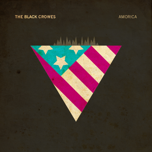 black crowes amorica album cover. The Black Crowes - Amorica