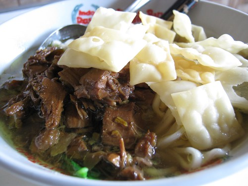 Mie Ayam (Chicken Noodle)