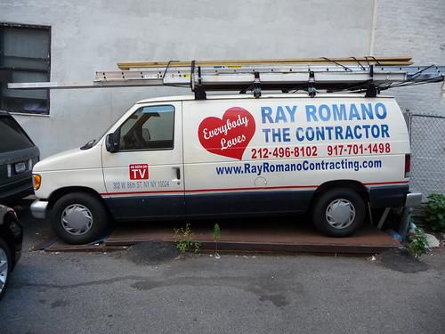 Ray Romano The Contractor