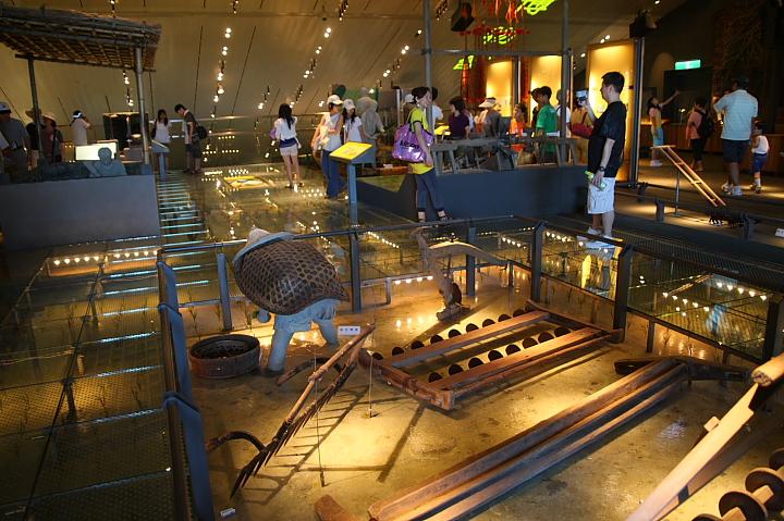 宜蘭頭城蘭陽博物館0044