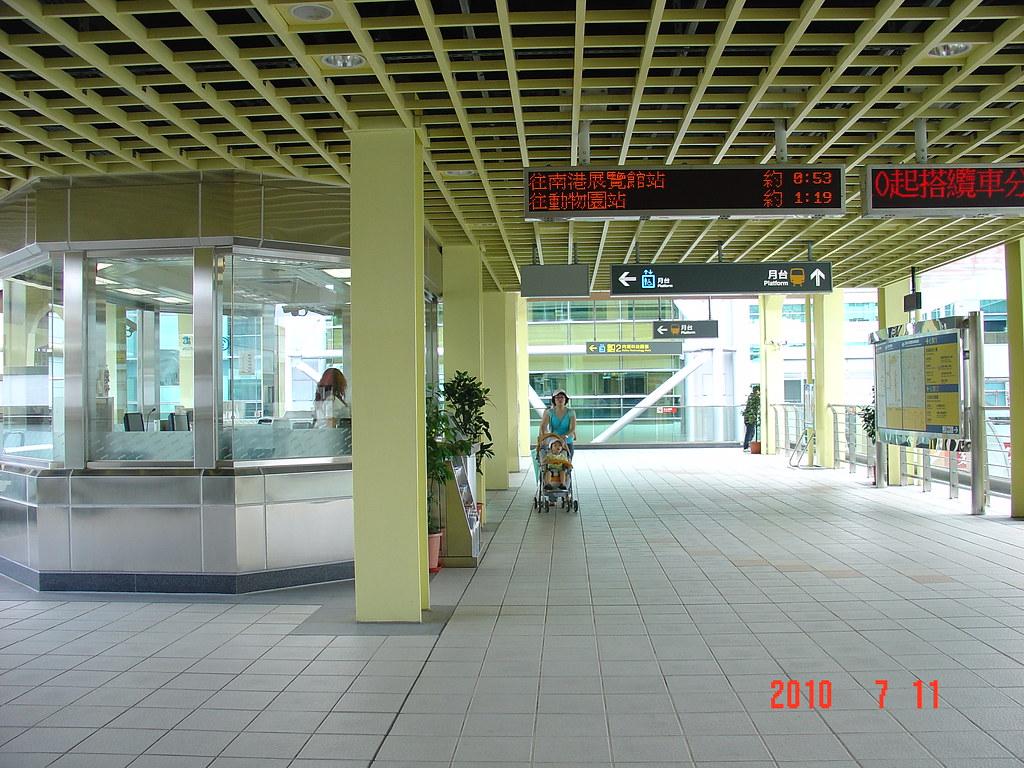 20100711-01文湖線西湖站