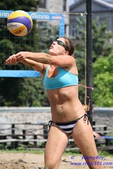 Setting (Danny VB) Tags: park canada men beach sport ball team sand women quebec plateau montreal ballon sable playa player volleyball milton athlete vb montroyal plage parc volley equipe volleybal mountroyal 2010 volei balle pallavolo joueur jeannemance voleibol volant  siatkwka voleiboll volleybol volleyboll voleybol  lentopallo siatkowka vollei joueuses voleyboll palavolo deplage montreal514 volleibol volleiboll
