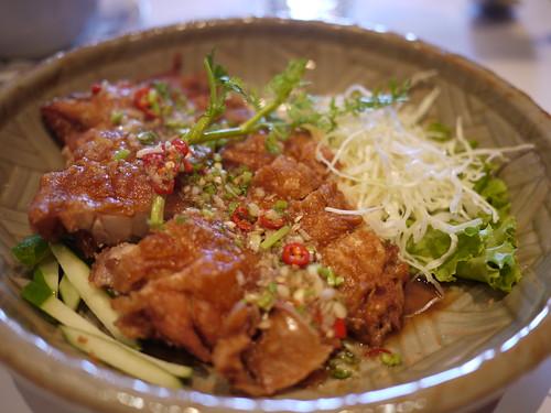 瓦城 - 泰式椒麻雞
