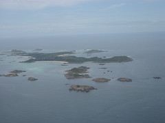 From the Chopper (Arty Librarian) Tags: sea st island air helicopter martins scilly seenonflickr