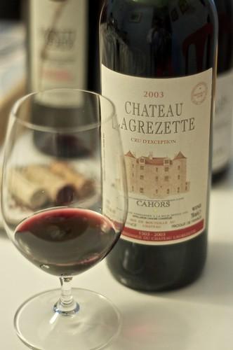 2003 Château Lagrezette, Cahors