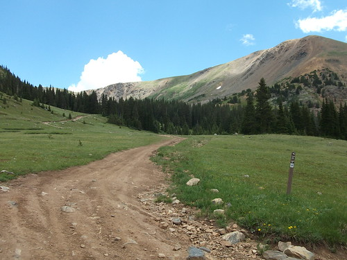 Colorado Trail Race 2 day training ride