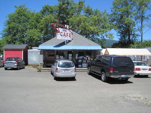Otis Cafe, Otis, OR