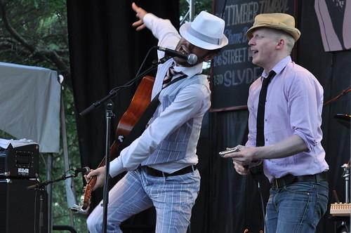Charlie Winston at Ottawa Bluesfest 2010