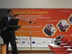 Jornada sobre TIC en Educación y Salud (Cusco - Perú)