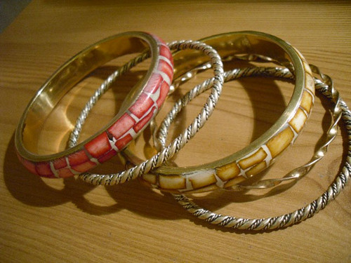 Moroccon bangles