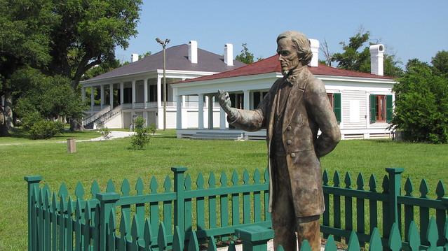 Jefferson Davis at Beauvoir