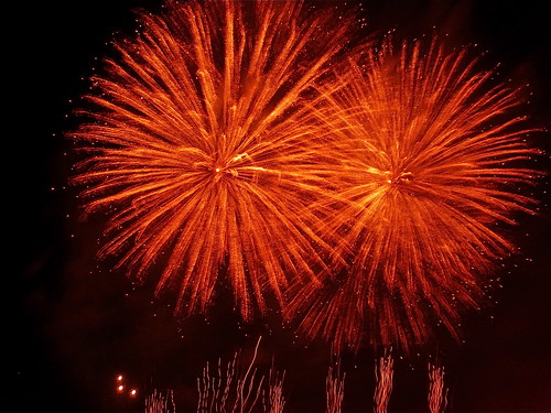 Fireworks! Boomboomboom