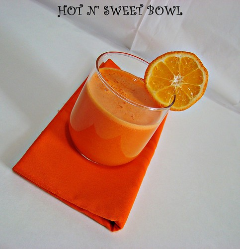 Carrot Orange juice